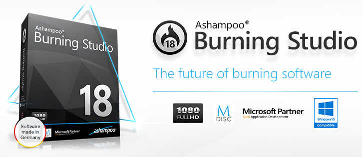 Ashampoo Burning Studio 18 In-Depth Review: